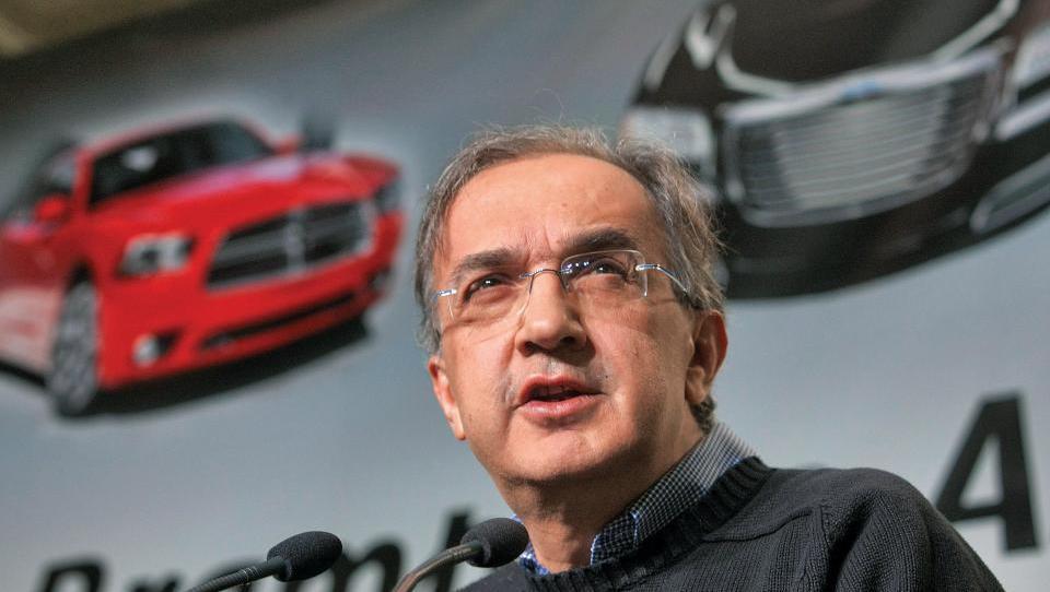 Chrysler šefu lani izplačal 230 tisoč evrov