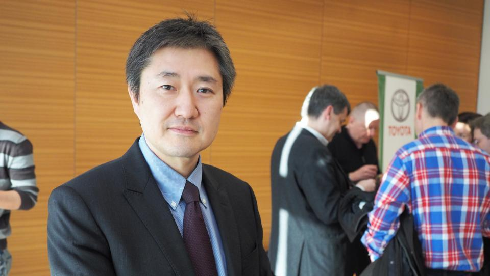 M. Kuwahara, Toyota: Slovenci ste strastni,  a premalo zavzeti za delo