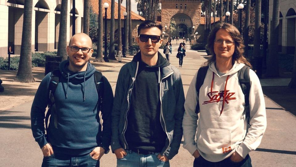 Kako sta ustanovitelja slovenskega Blockr.io pristala v San Franciscu