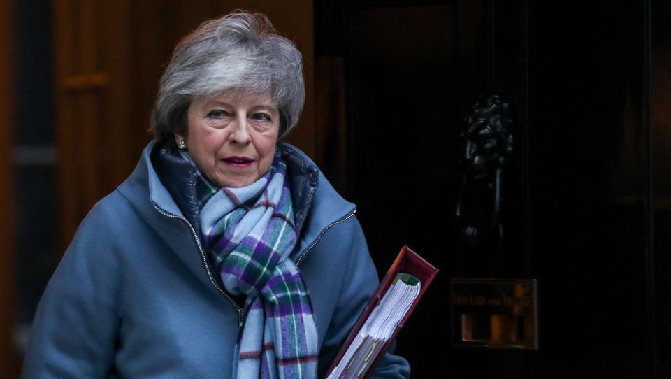 EU pričakuje, da bo VB zaprosila za krajši odlog datuma za brexit