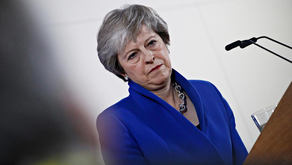 Nova pogodba za brexit Therese May - vključuje tudi možnost vnovičnega referenduma o brexitu