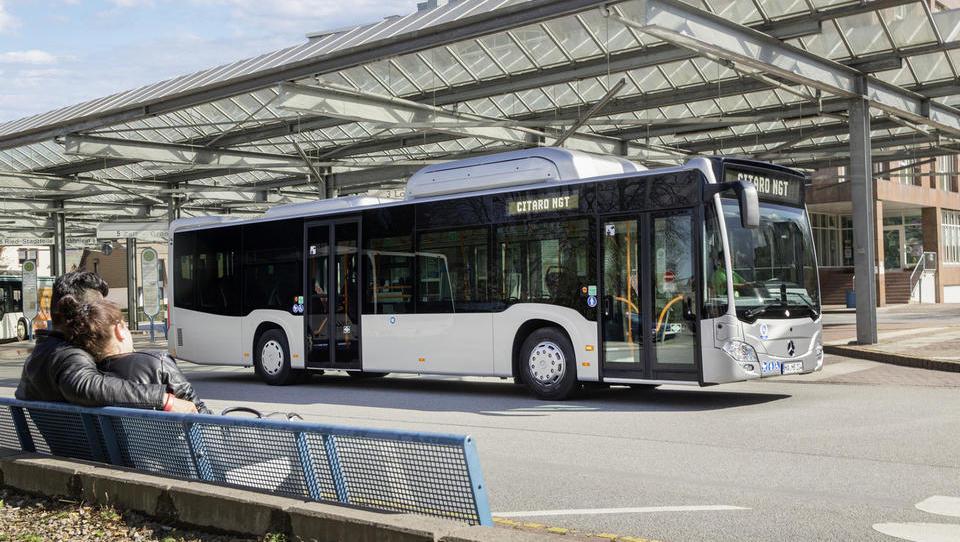Pri LPP so naročili prvih 17 hibridnih avtobusov, ti bodo nekoliko manj požrešni in tišji