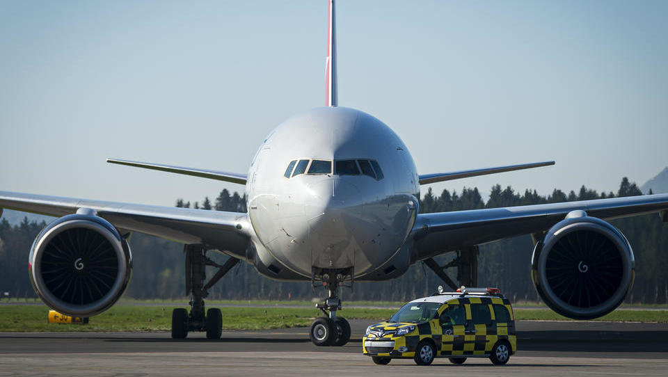 Letalstvo na minus 89 odstotkih: Eurocontrol je pripravil dva scenarija odpiranja