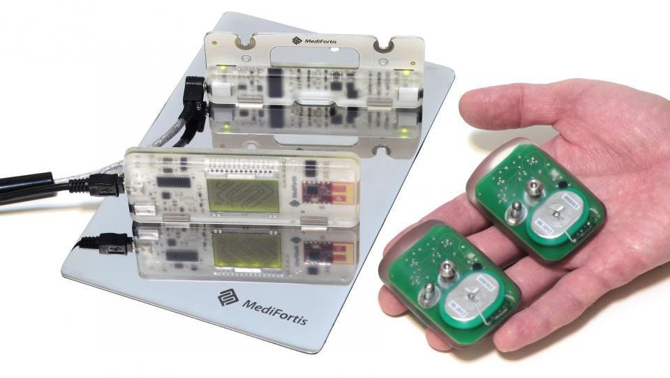 Z napravo RehabMeter učinkoviteje okrevate po poškodbi sklepa