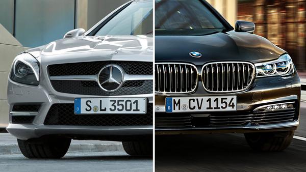 Bitka velikanov: BMW zmaguje v Evropi, Mercedes-Benz na Kitajskem