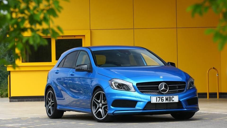 Mercedes z rekordnih 1,49 milijona izdelanih vozil