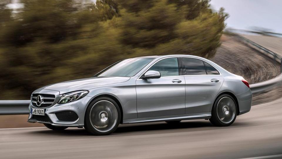 Finalist PAL 2014: Mercedes-benz razred C