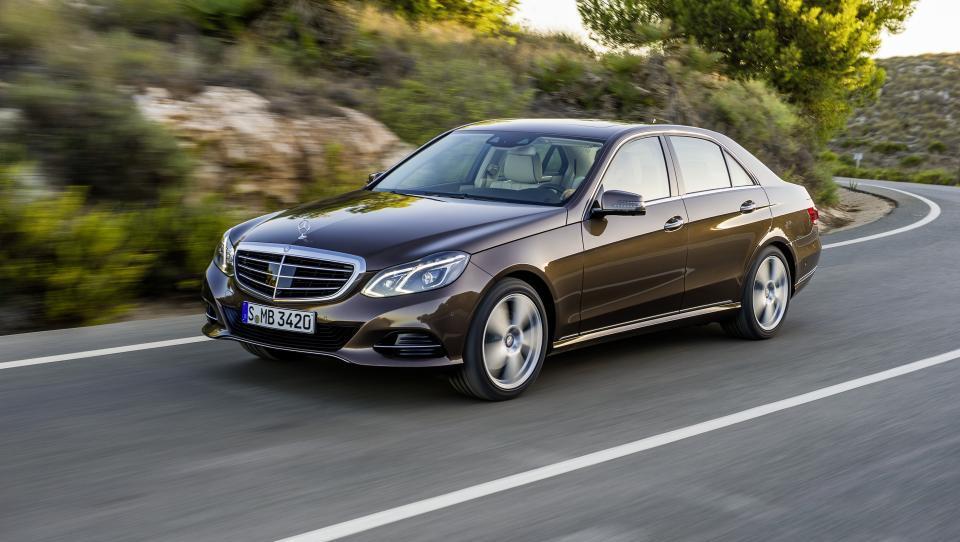 Finalist PAL 2014: Mercedes-benz razreda E