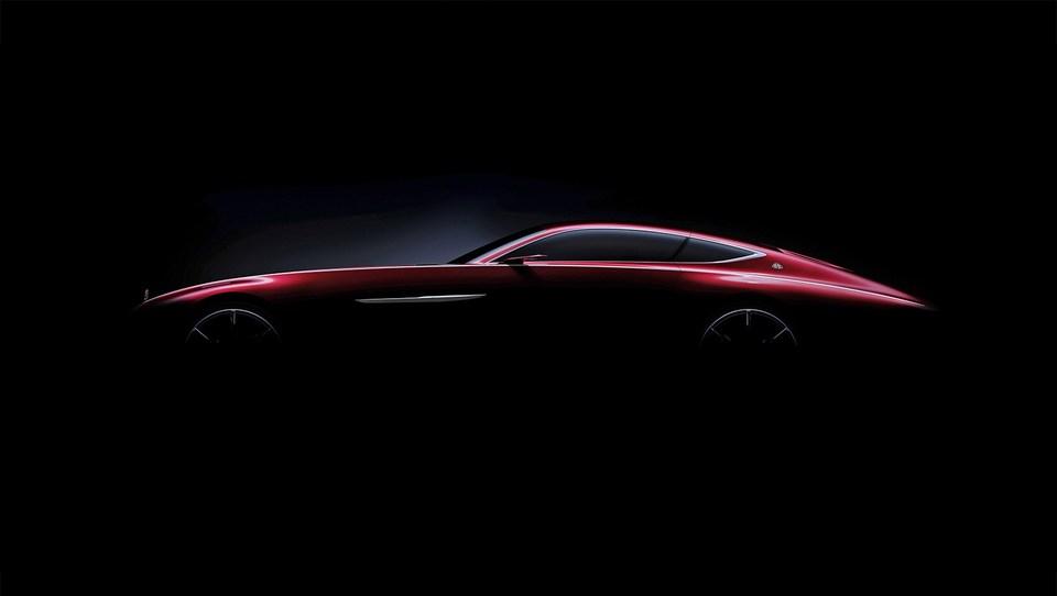Mercedes-Benz draži s šestmetrskim luksuznih kupejem