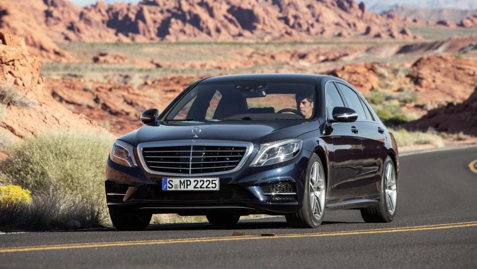Finalist PAL 2014: Mercedes-benz razreda S