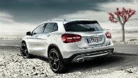 Za najbolj neučakane otvoritvena serija Mercedesa GLA