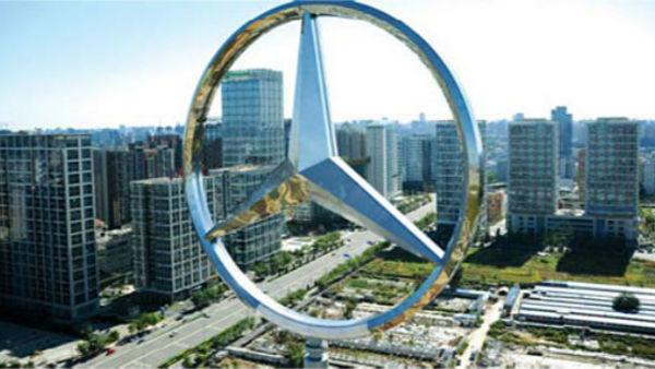 Daimler se za milijardo evrov širi na Kitajskem