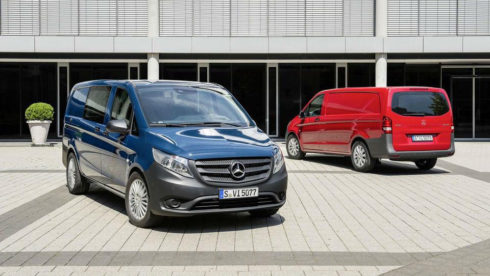 Mercedes razgrnil novega vita