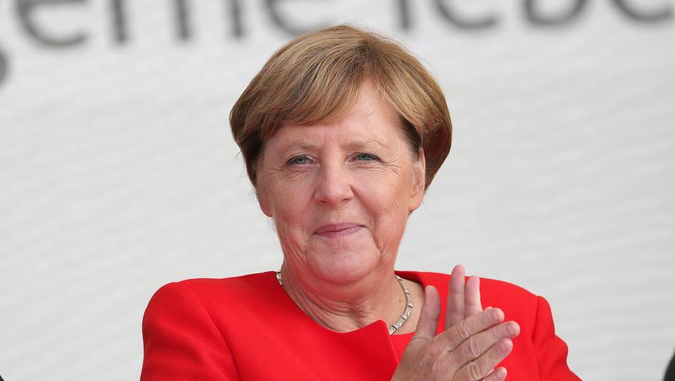 Zmage Merklove najbolj veseli v Lufhansi in Bayerju