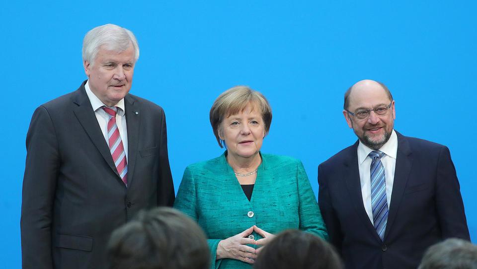Koalicijski dogovor v Nemčiji: obsežne naložbe v izobraževanje, socialo in digitalizacijo