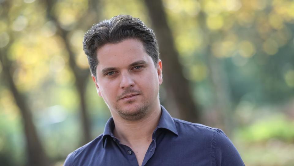 Damian Merlak obljublja: Julija začne nova kriptomenjalnica že delati na polno