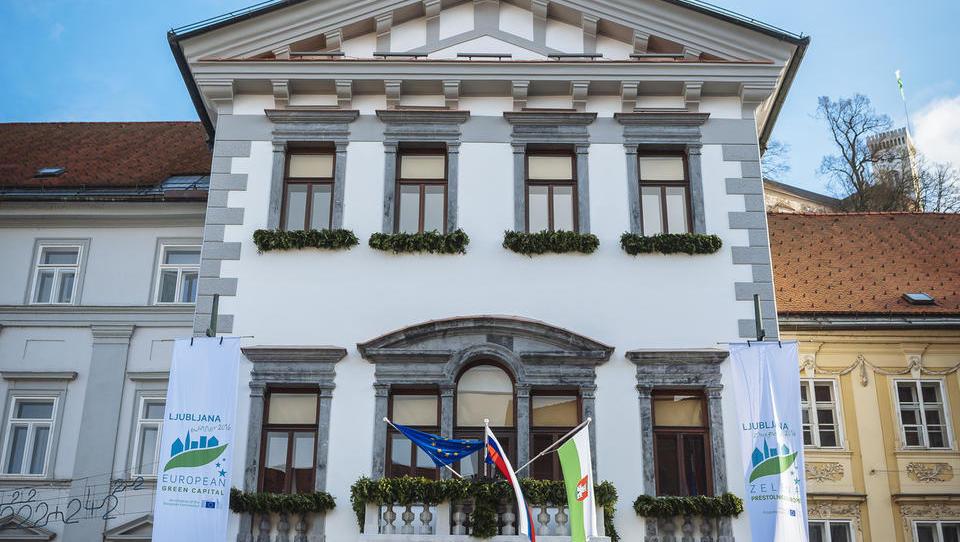 Alpe Adria Green na vrh črne liste umestila ljubljansko občino