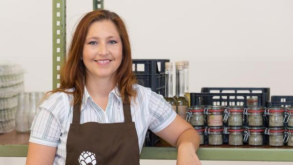 Ko se pomešajo okusi začimb mlade podjetnice in prefinjenost kuharskega mojstra