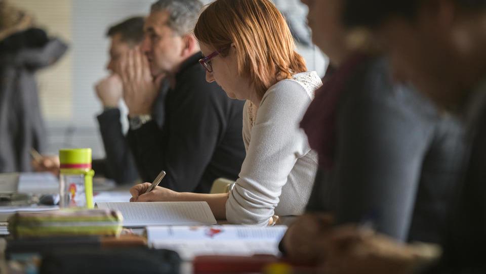 S finančnim znanjem smo opremili nove učitelje! Gremo naprej!