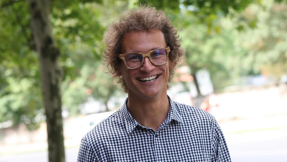 Slovenski inženir, ki je na Novi Zelandiji dobil službo, že ko je potrkal na prva vrata