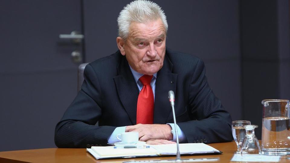 Borut Miklavčič na komisiji za stente: Vrhunca sem jaz postavil