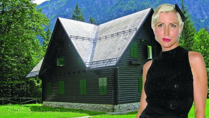 Po Heather Mills v Bohinj prihajajo Rusi: vila Pršivec prodana za 416 tisočakov