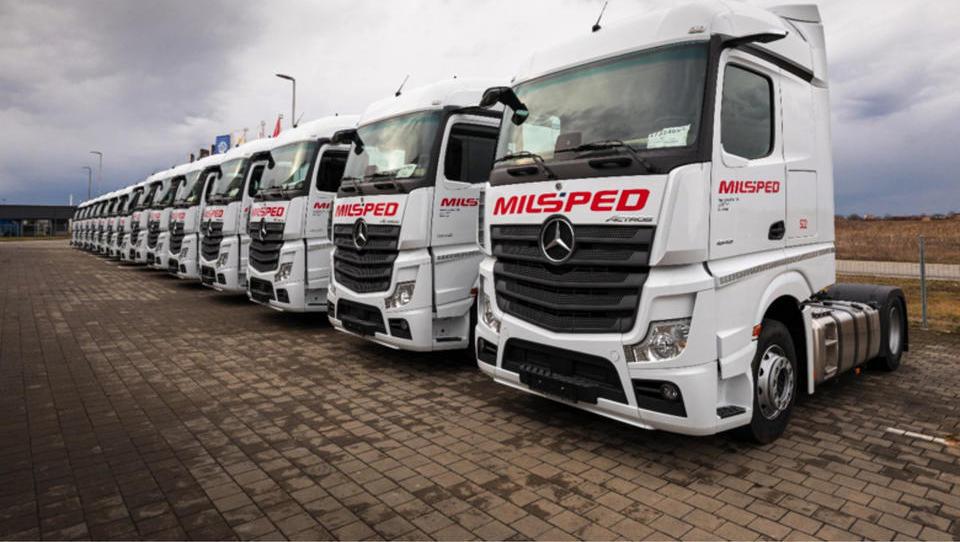 Milšped: Hitrejši prevozi iz Kitajske za Slovenijo
