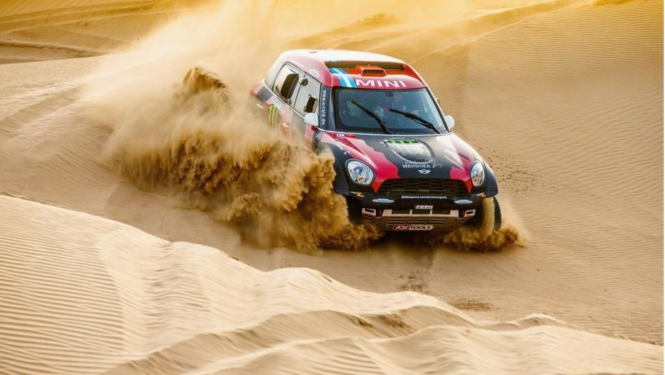 Mini četrtič osvojil Dakar, Stanovnik končal na 28. mestu