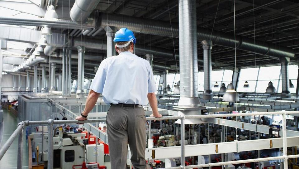 Rast proizvodnih podjetij odkriva nove možnosti za naložbe v IT