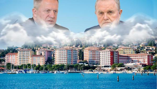 Neuradno: vlada pod oznako zaupnosti DUTB naložila zaplenjenje delnic Istrabenz Turizma