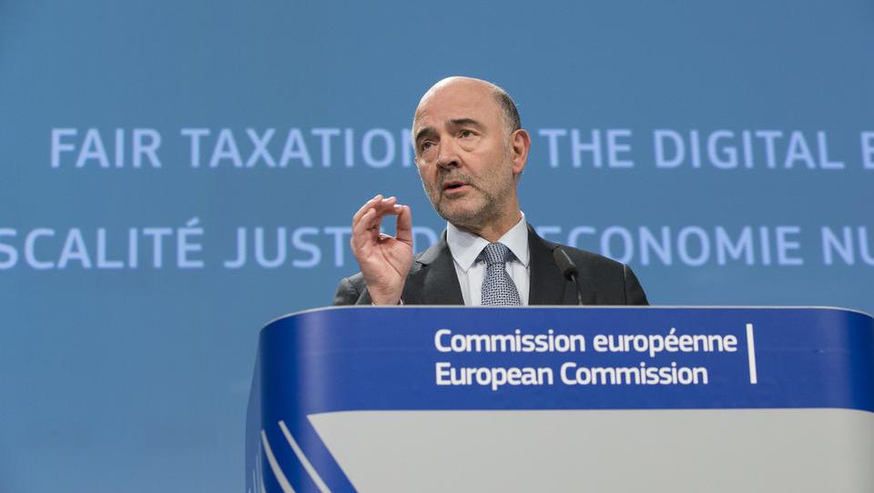 Bruselj predlaga triodstotni davek za digitalne velikane