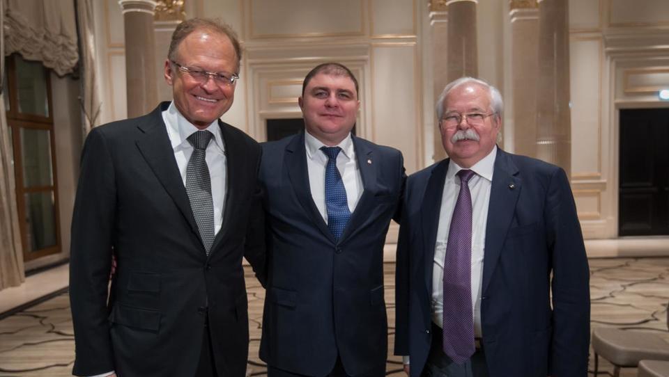 Общими усилиями развивать бизнес в Европе и России