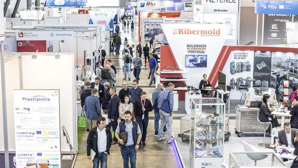 Na orodjarskem sejmu Moulding Expo 2019 tudi sedmerica slovenskih podjetij