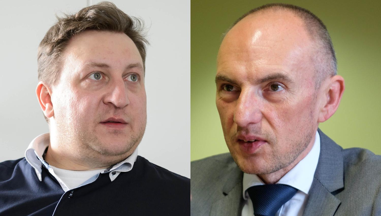 Blaž Mrevlje o prošnjah UKCL dobaviteljem za znižanje cen: »To je populistično šabedrovanje!«