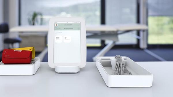 Start-up Mesi razvil mTABLET, ki digitalizira EKG in hrambo izvida