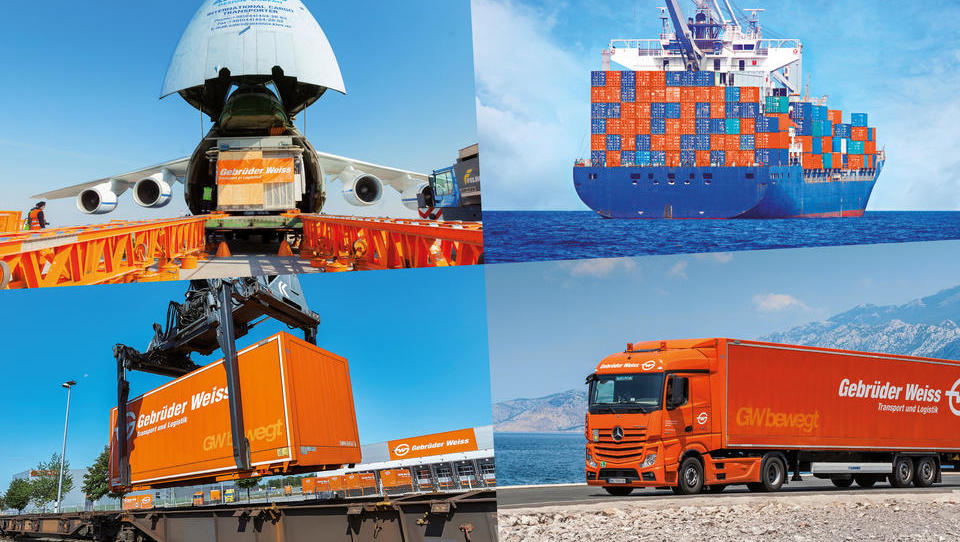 Celovite logistične storite po meri podjetij