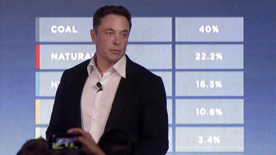 SEC nad Teslo in Elona Muska