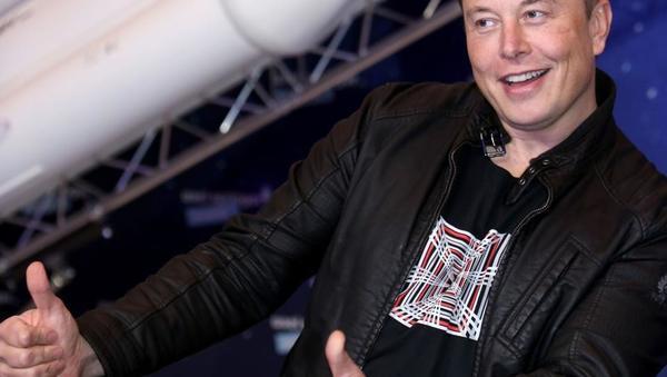 Musk z enim tvitom za 16-krat zvišal vrednost delnice