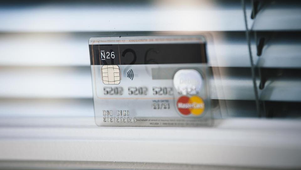 Imate lahko svoj poslovni račun pri digitalni banki, kot je N26?