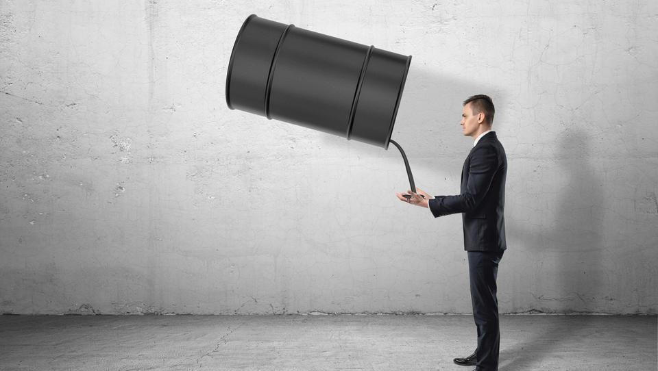 Naložba, ki ni za vlagatelje s slabimi živci