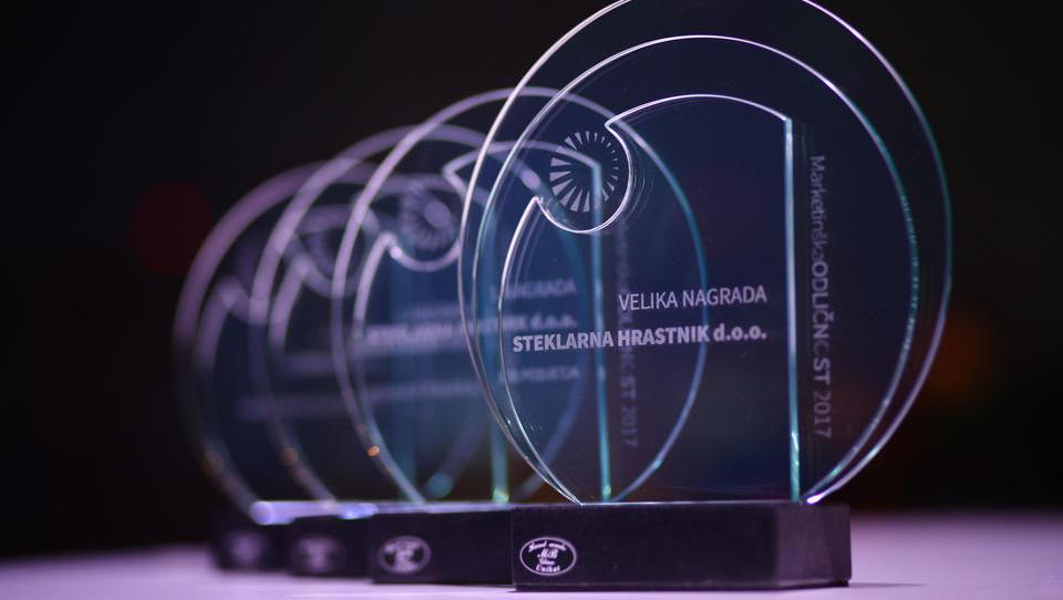 Steklarna Hrastnik je veliki zmagovalec nagrade marketinška odličnost 2017