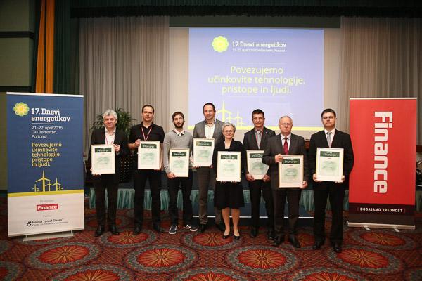Podaljšan prijavni rok za Energetske nagrade!