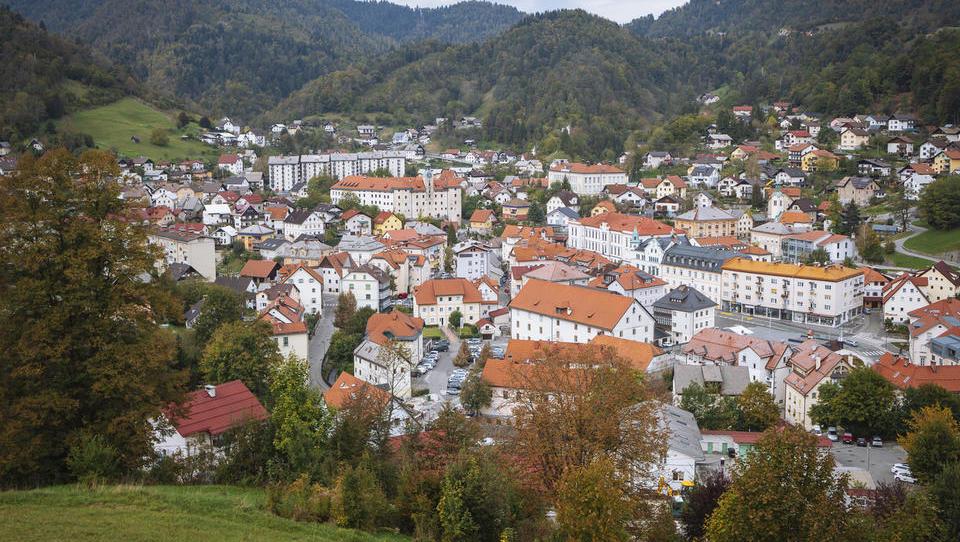 3. mesto: Goriška regija (13 občin)