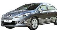 Peugeot razkril novi model 408