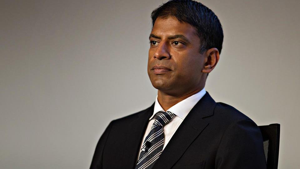 Prvi mož Novartisa Narasimhan: Preučili bomo možnost širitve investicij v Sloveniji