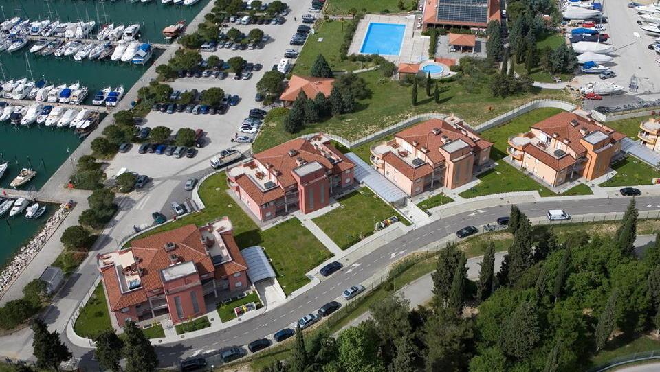 Prodaja apartmajev v naselju Residence Portorož tik ob Marini Portorož