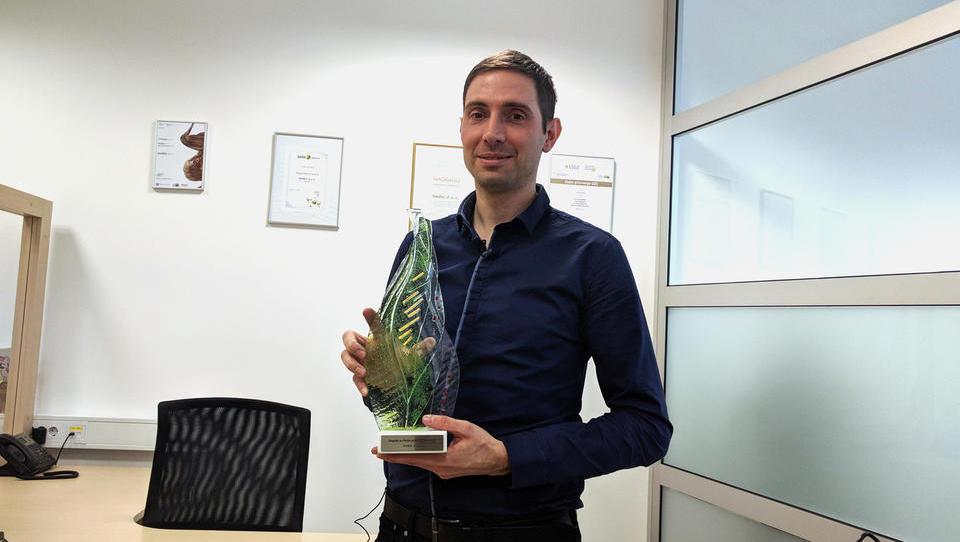 (video) To je podjetje, ki je zmagalo na okoljskem razpisu Financ 2017. Poglejte, kaj je sledilo.