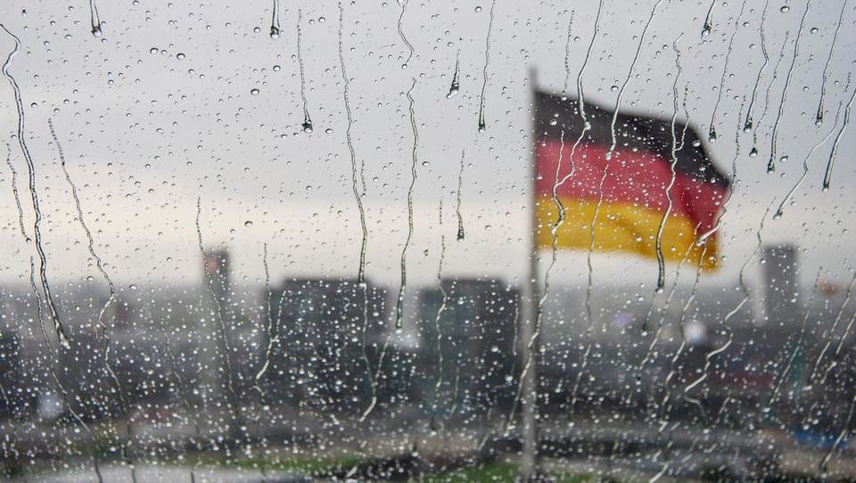 Naložbeno zaupanje v Nemčiji se je sesedlo