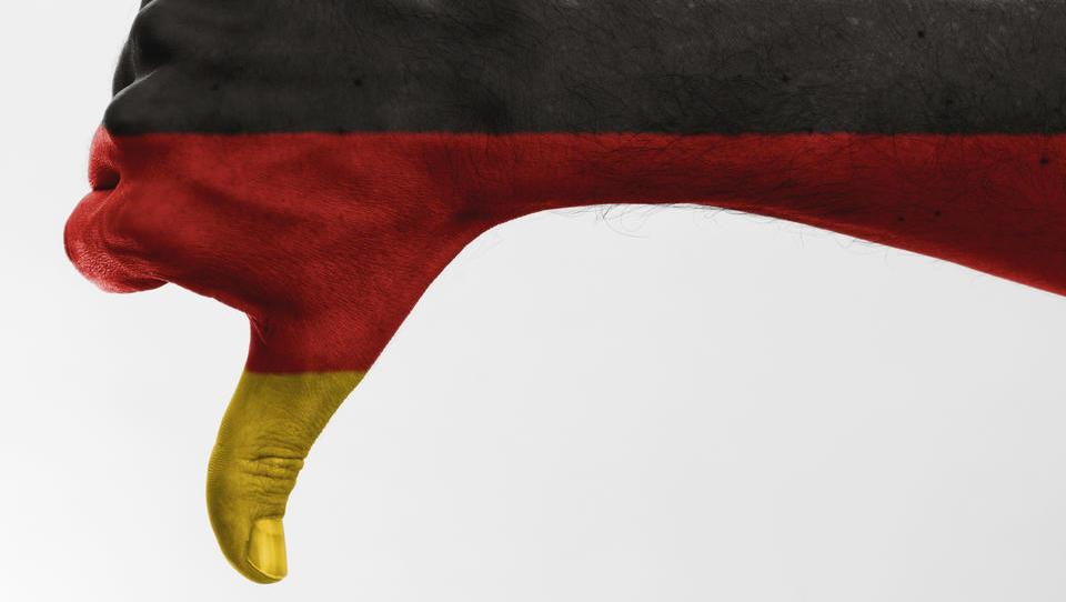Nemška histerija proti Evropi: razmere podobne kot pred Brexitom