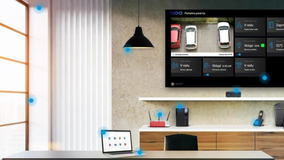 Pametni senzorji prinašajo vse boljšo varnost poslovnih prostorov
